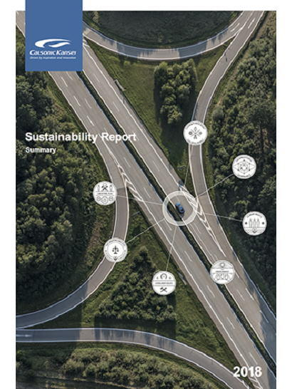 English Edition of Sustainability Report - Now Available